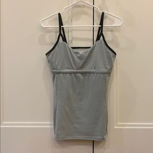 Strappy Athleta Tank
